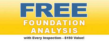 wp foundation Analysis The A-Pro home inspection service Difference